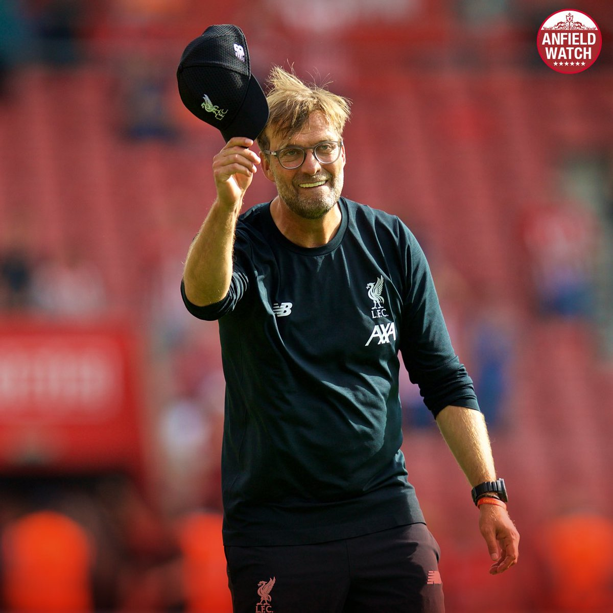 """Jurgen Klopp: """"When you first see it, you think somebody had the idea to give us Leeds, Chelsea, Arsenal and Villa before Everton. It's a tough one. But go through the Premier League and replace those teams with five other names and tell me what's easier?"""" #awlfc [liverpool echo] https://t.co/hduGlOAKWY"""