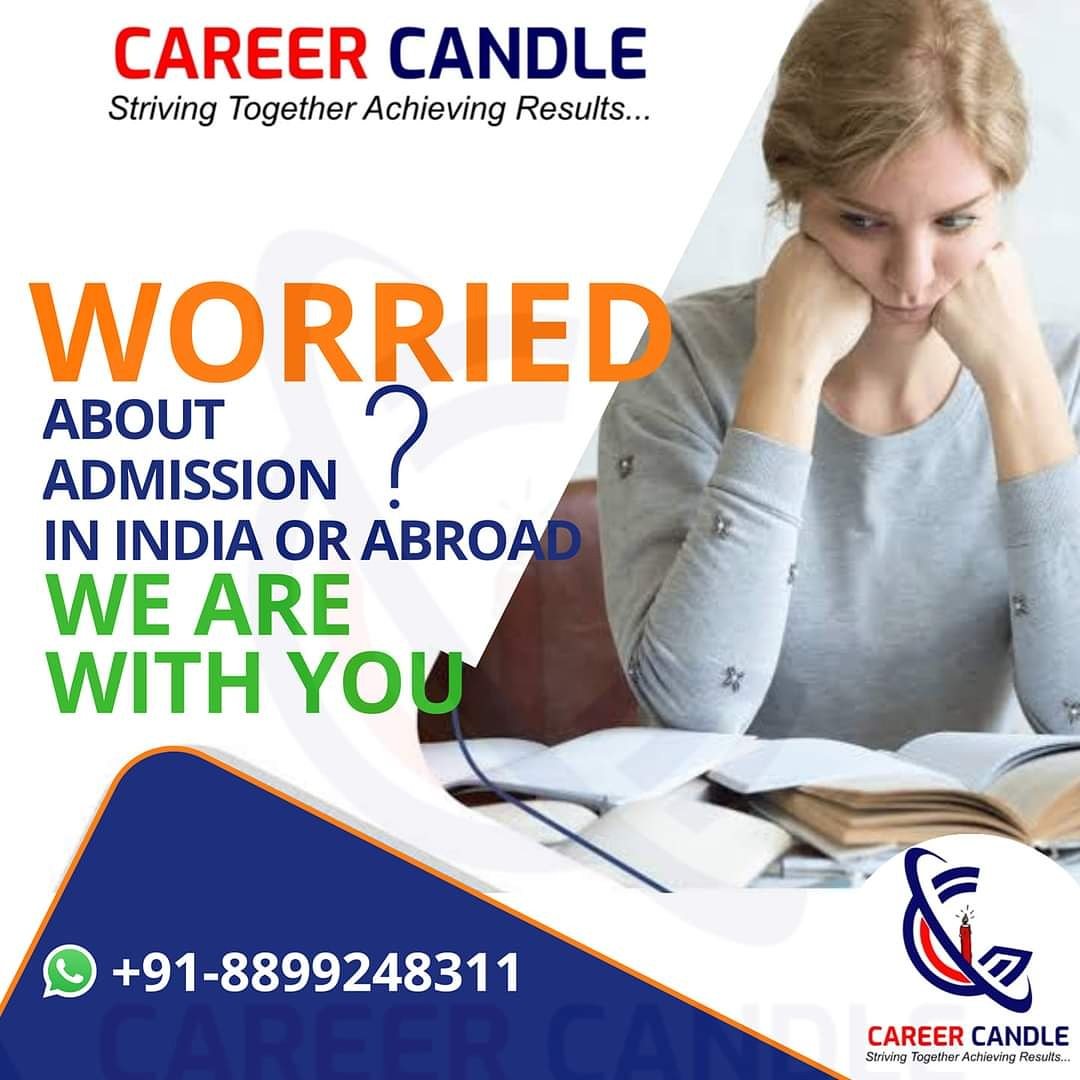 Are you Worried about Admission in Covid-19? We are Just a phone call away! Get Counselling while at HOME. Just call our Executive and fix the appointment.   #AdmissionOpen2020 #careercandle #stayhealthy #staysafe #engineering #medical #commerce #mbbs #BDS #Nursing #COVID19 https://t.co/P9PUV7ec4L