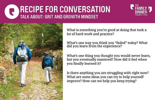 There's no doubt about it: This September is filled with challenges for parents and kids. Help everyone rise to the occasion with these #conversationstarters! #grit #growthmindset #resilience #parentinginlockdown #weavingcommunity https://t.co/iq1dTyc81n