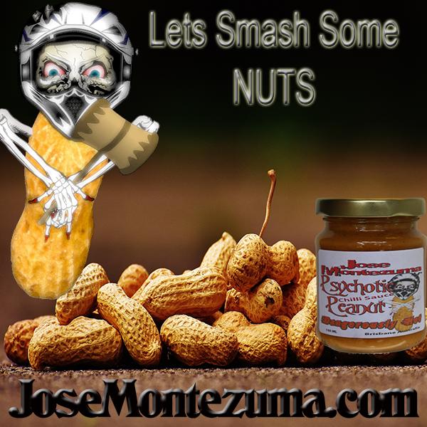 Smash Some Nuts #Gourmet #Chili #chilli #Sauces #Australia #Brisbane #Sydney #carolinareaper #Melbourne #adelaide #perth #Darwin #chilliheads #Tasmania #Hobart #Cairns #Townsville #hotsauce  https://t.co/aEFQqzjW6F https://t.co/RByy5ZZmQ1