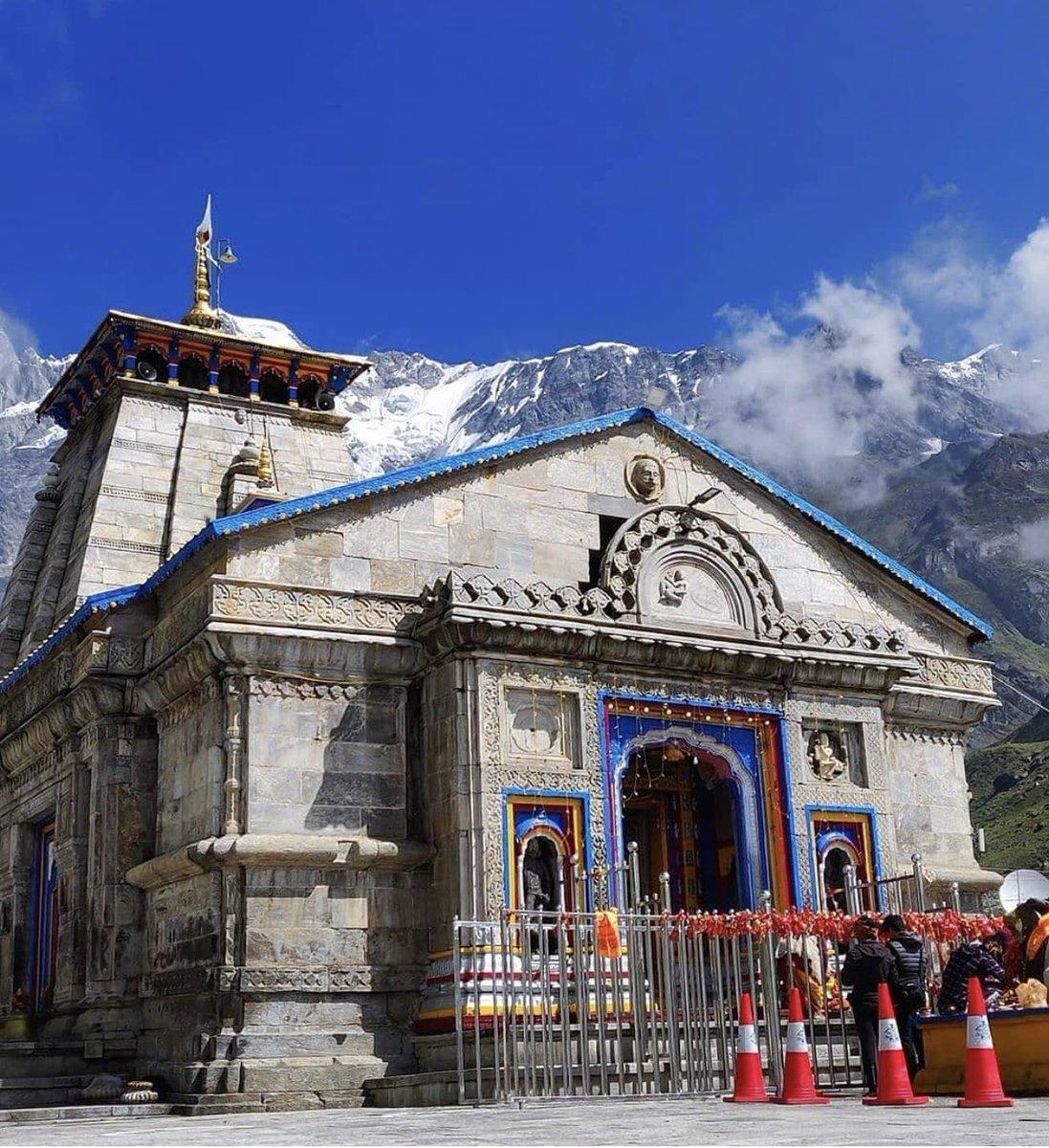 🙏🏻🙏🏻 #ॐ_नमः_शिवाय  #omnamahshivay #ॐ #Kedarnath #केदारनाथ https://t.co/qzr8o9cwc4