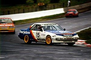 Classic #V8SC time...Bathurst 1987 - Glenn seton https://t.co/4ZPuN4q83e