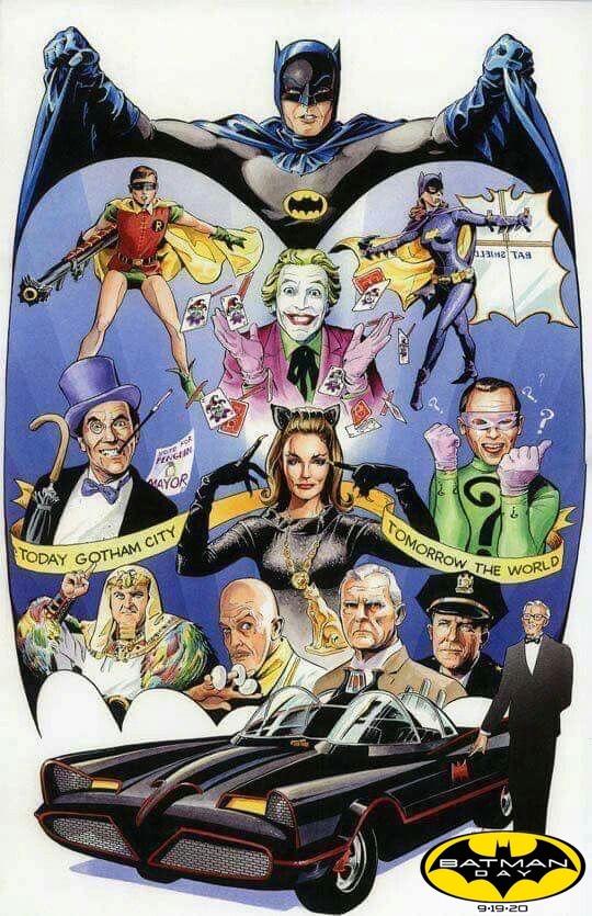 Happy #BatmanDay #battman66 #dcuniverse #batmanandrobin #batmantheanimatedseries #batmanbeyond #thebatman #gotham https://t.co/Z3T6rBmzuD