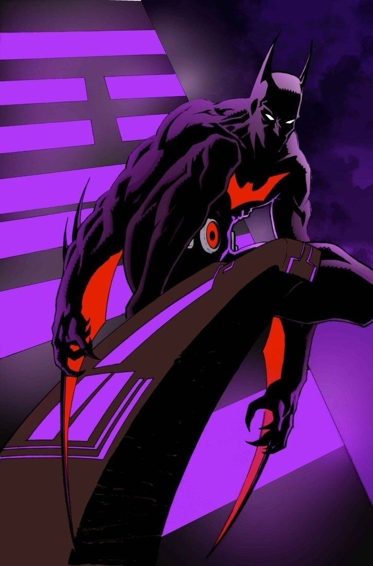 @mezcotoyz I love what frank Miller and Alex Ross did for batman but If I have to choose a favorite its Terry McGinnis from #batmanbeyond https://t.co/tAwtE18xab