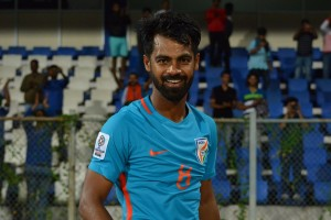 Here's wishing #BlueTigers 🐯 midfielder @14mdrafique a very Happy Birthday 🥳🎁🎂  #IndianFootball ⚽ #BackTheBlue 💙 https://t.co/3aYyBufptI
