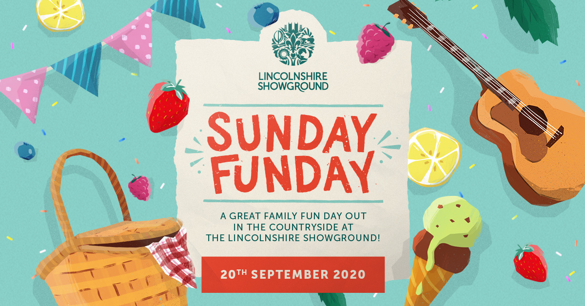 It's Sunday Funday DAY! 🌈  We can't wait to welcome you to the Showground for a fun filled day in our countryside area! 🌿☀️  To see our full list of FAQ's for the event please visit our website 👇  https://t.co/UUxMCjE9RO https://t.co/5JdmuItzY0