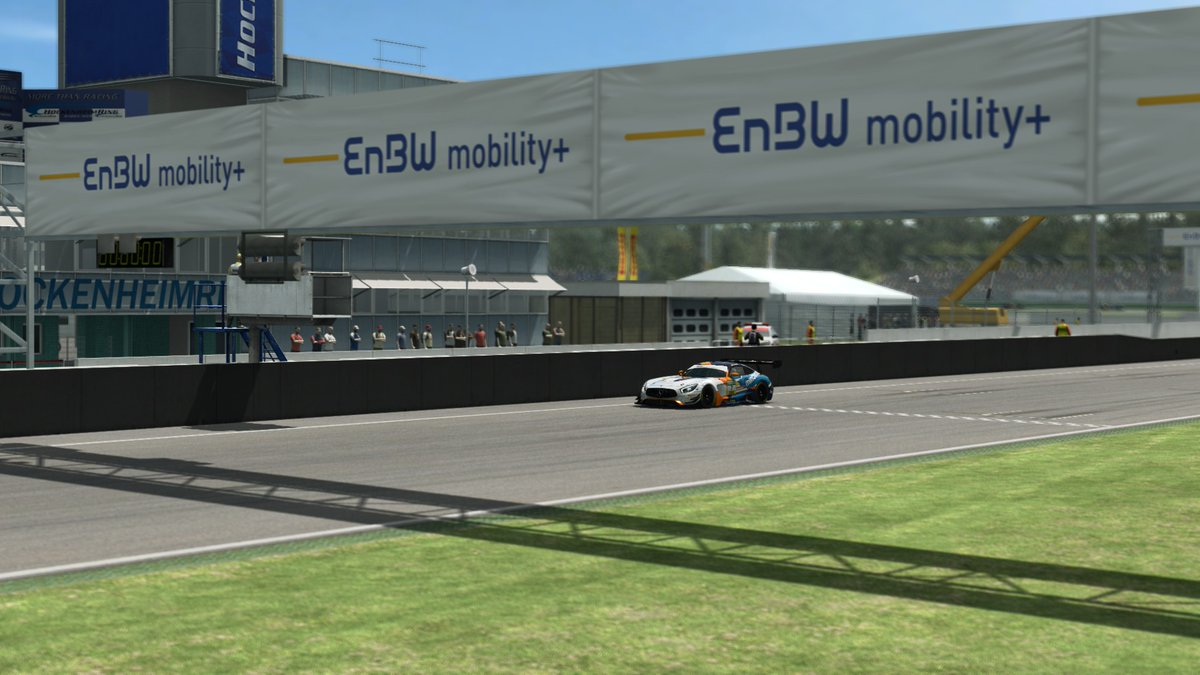#knowyourresults 🏆 #Congratulations @ErhanJajovski on winning the 3rd round of the ADAC GT Masters #esports Championship powered by EnBW mobility+. Tim Jarschel P2 for @EuronicsGaming, @bence_banki @redbullracingES P3.  📺 Re-watch the race: https://t.co/X5zbsGysil  #ADAC @EnBW https://t.co/Il9geHIldT
