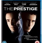 Image for the Tweet beginning: The prestige blu ray -