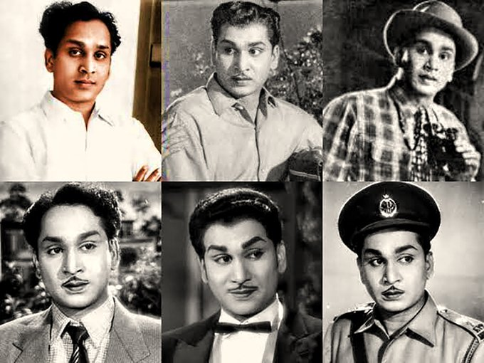 Remembering the great Legendary #ANR garu on his Birth Anniversary. His acting prowess, the roles he's portrayed was 👌, and inspired two generations. 🙏  #ANRLivesOn #LegendANRJayanthi https://t.co/v9eCtKATxO