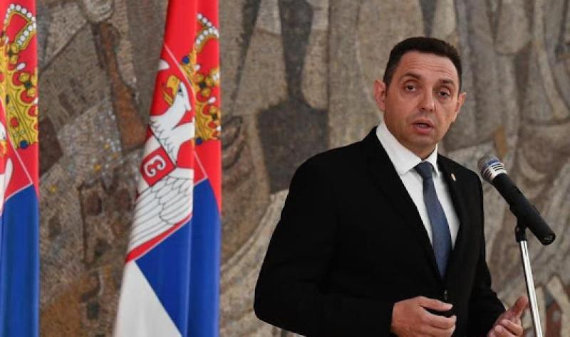 Πυριτιδαποθήκη τα Βαλκάνια – Σέρβος ΥΠΑΜ: «Να διαλυθεί η Βοσνία εάν αναγνωριστεί το Κόσοβο» https://t.co/4YKN46uUUh https://t.co/OnBTDLEZVJ