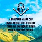 Image for the Tweet beginning: Yes ❤️!!! #heart #freemason