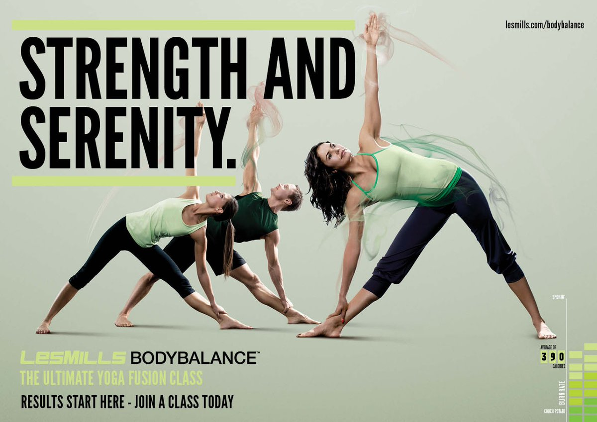 @SimoneSimons Ik deed altijd bodybalance van Les Mills. Erg rustgevend.  Ook een soort yoga met een mix van Tai Chi en pilates. https://t.co/71ieMy3vb7
