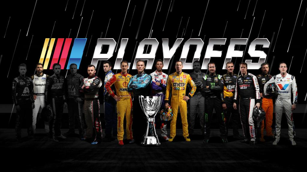 ... and then there were 12. Introducing your #NASCARPlayoffs Round of 12 drivers.