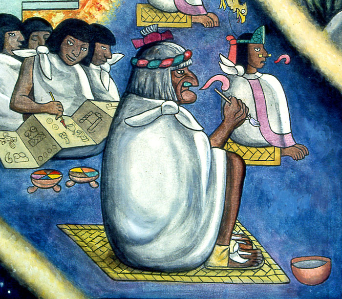 For 10 years we've been providing translations of words & phrases into #Nahuatl, with the help of a group of #nahuatlato friends around the world. Have a look at our '#Aztec Sayings' page - and please join in & help if you can.  https://t.co/yAeKH6rjnW Pic: Roberto Cueva del Río https://t.co/slIpKl7VEt