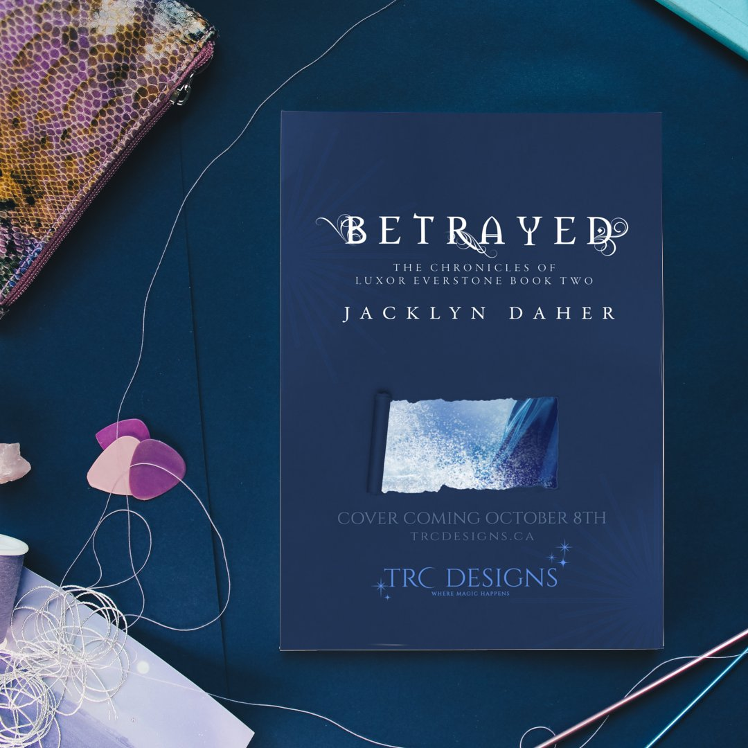 Look what is coming soon! Betrayed by @jacklyn_daher #Betrayed #TheChroniclesOfLuxorEverstone #JacklynDaher #ComingSoon #YA #Paranormal #UrbanFantasy #Book2 Releasing November 19 Request book 1 today! #SignUp https://t.co/VBlLWrCndH  #Goodreads https://t.co/BGkinOFKBl https://t.co/3xMxziN4Iq