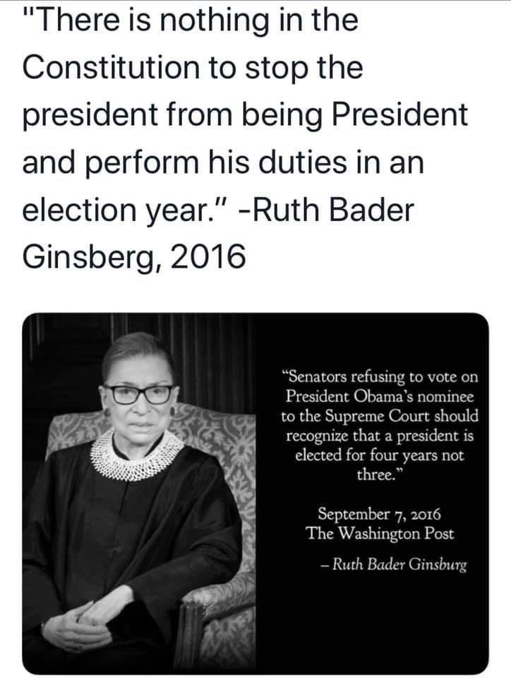 Ruth Bader Ginsburg, RBG, #TeamKJ, #KevinJackson