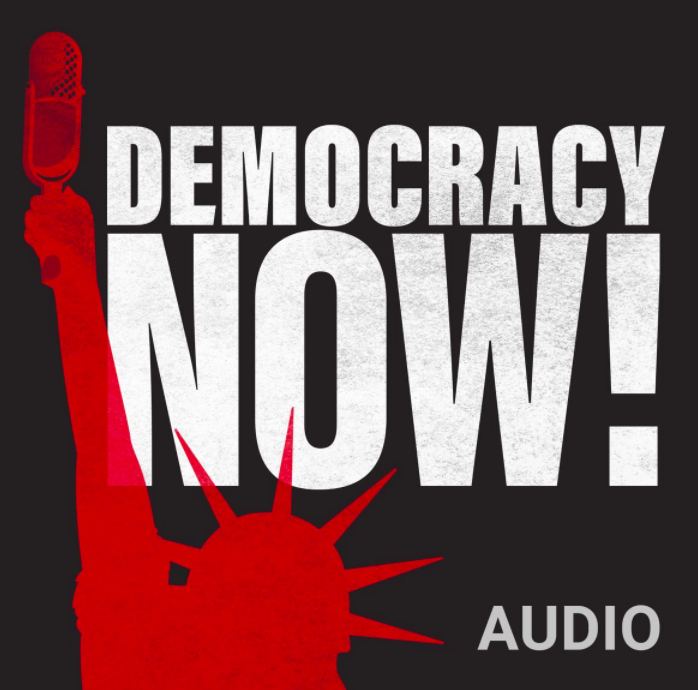 Subscribe to @democracynow on Apple Podcasts, Google Play, Spotify and wherever else you get your audio. https://t.co/ld41N7codm https://t.co/jdSxe2iOyO