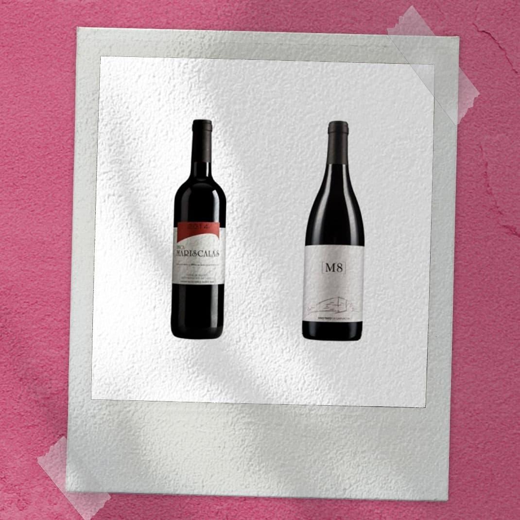 🍇 Hablar de los vinos de @garnachamadrid es hablar de vinos singulares. Se elaboran de forma artesanal con garnacha, una de las principales variedades autóctonas de Cadalso de los Vidrios, de cepas de más de 50 años.   #Madridalamesa ➡️ https://t.co/0oBxE8lwjV https://t.co/SxsVWXRscG