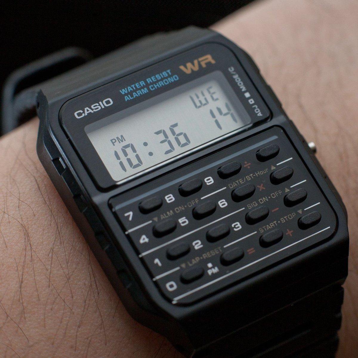 My dream watch! A big deal back then...😁 https://t.co/eCjiKmOyqR
