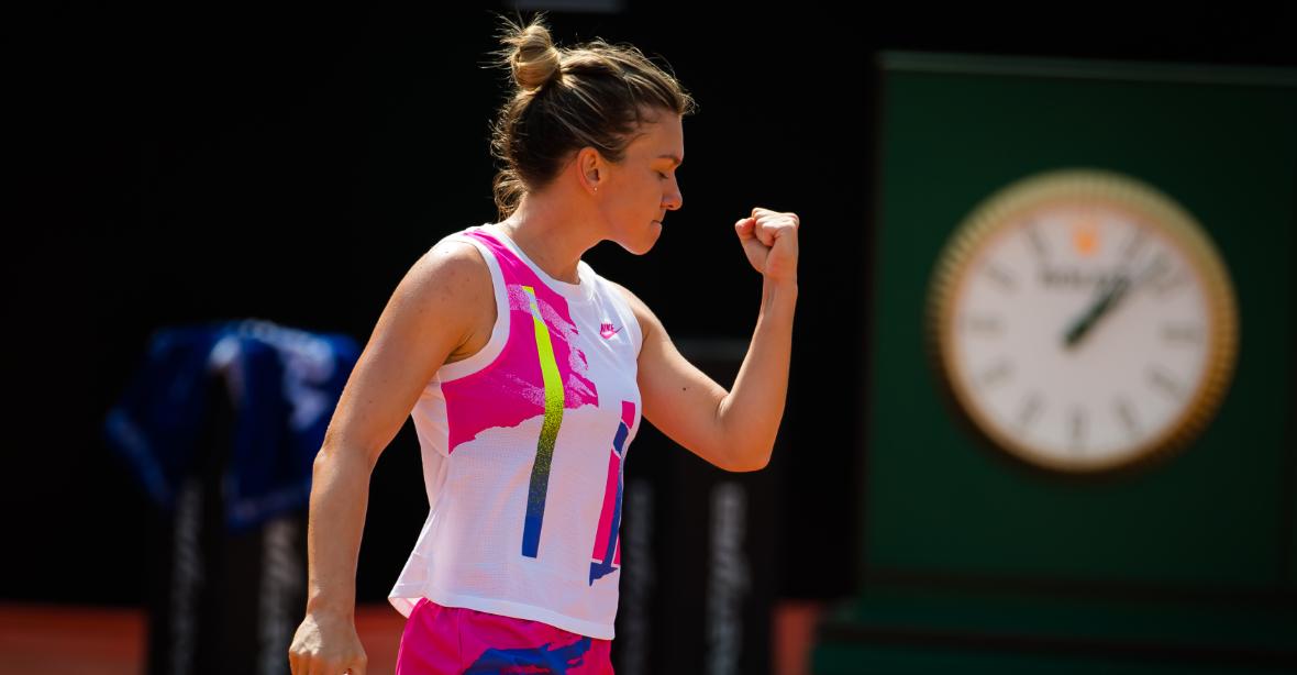 Top seed @Simona_Halep reaches her third @InteBNLdItalia final with three-set victory over Muguruza --> https://t.co/1Yhve0nQlM https://t.co/VLk2Jop5qY