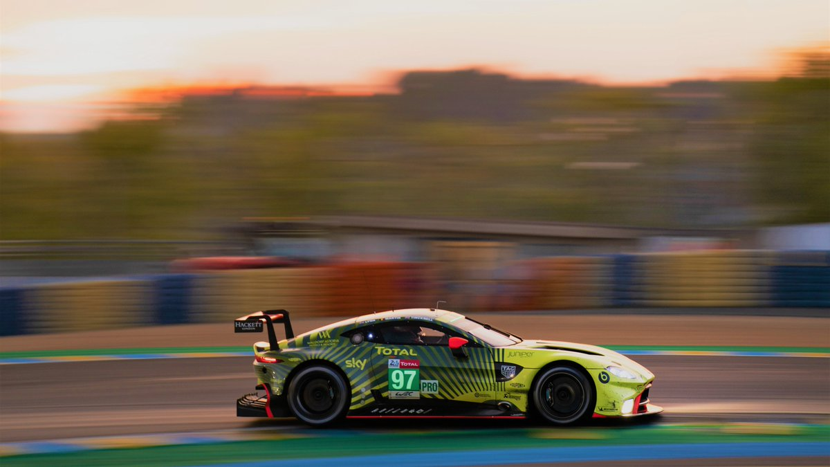Le Mans 24 Hours winners✅ @FIAWEC Manufacturers Champions✅  A sensational display from the No.97 Vantage GTE Pro to WIN the 2020 @24hoursoflemans!  With the No.95 car finishing in P3, @AMR_Official are also crowned champions – fantastic work team👏🏆  #AstonMartin #LeMans24 https://t.co/6GgUsPkCkT