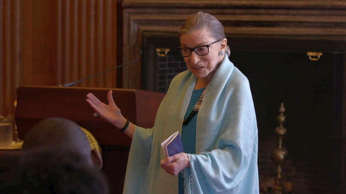 People are paying homage to recently deceased Ruth Bader Ginsburg (second woman to serve on the US Supreme Court) on streaming today.  #RBG documentary https://t.co/HnqMwezzLm - 2nd on Amazon US - 10 on iTunes US  On the Basis of Sex https://t.co/7yH0cIT71p - 7th on iTunes US https://t.co/1mCjmfycGN