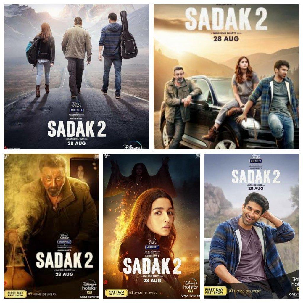 #Sadak2HonestReview waw! superb! I hadnt thought that, it is this much good! #MaheshBhatt #MukeshBhatt #SuhritaSengupta #SanjayDutt #AliaBhatt #AdityaRoyKapur #PoojaBhatt #SandeepChowta #trendingBollywoodNews #cinemalovers Read my ful review 👇insta link
