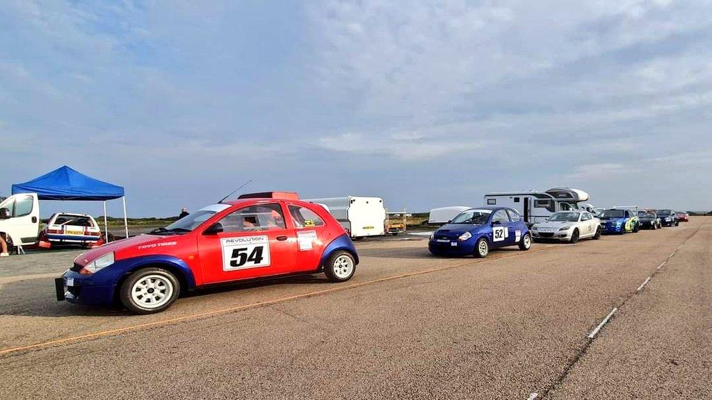 Time to get Day 2 of the @TruroDMC Spitfire Raceway Sprint underway 🙌🙌🙌  #CMM #CornwallMotorsport @ourmotorsportuk https://t.co/FFacwhm0cb
