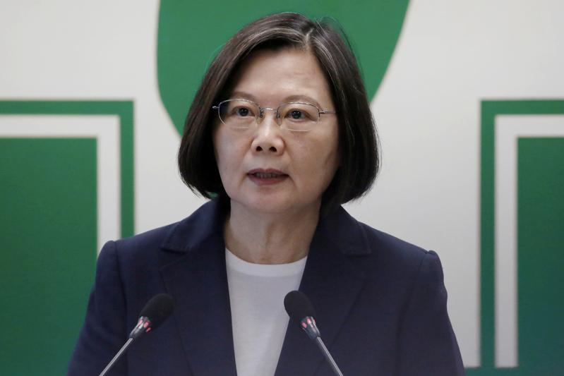 Taiwan president says drills show China is threat to whole region https://t.co/CrafqxPnEb https://t.co/0KEio1bL7D