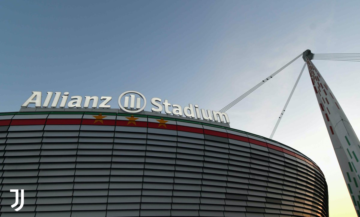Juventusfc On Twitter Today At Allianz Stadium 1 000 Invitees Among The Sponsorship Guests Will Be Able To Access The Match The Gates For Their Entry Will Open At 18 15 Cest We Ask