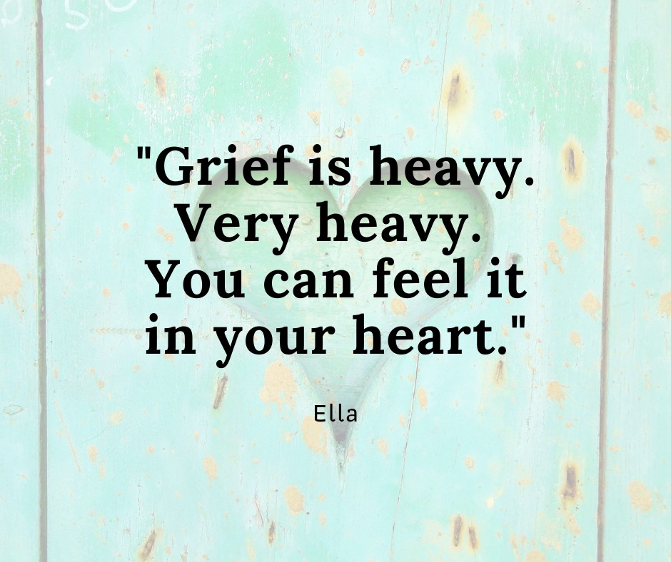 Grieving can be painful and it can't be fixed or made to go away.  But the grief and pain will lessen and there will come a time when you can adjust and cope without the person who has died. Find out more about grieving: