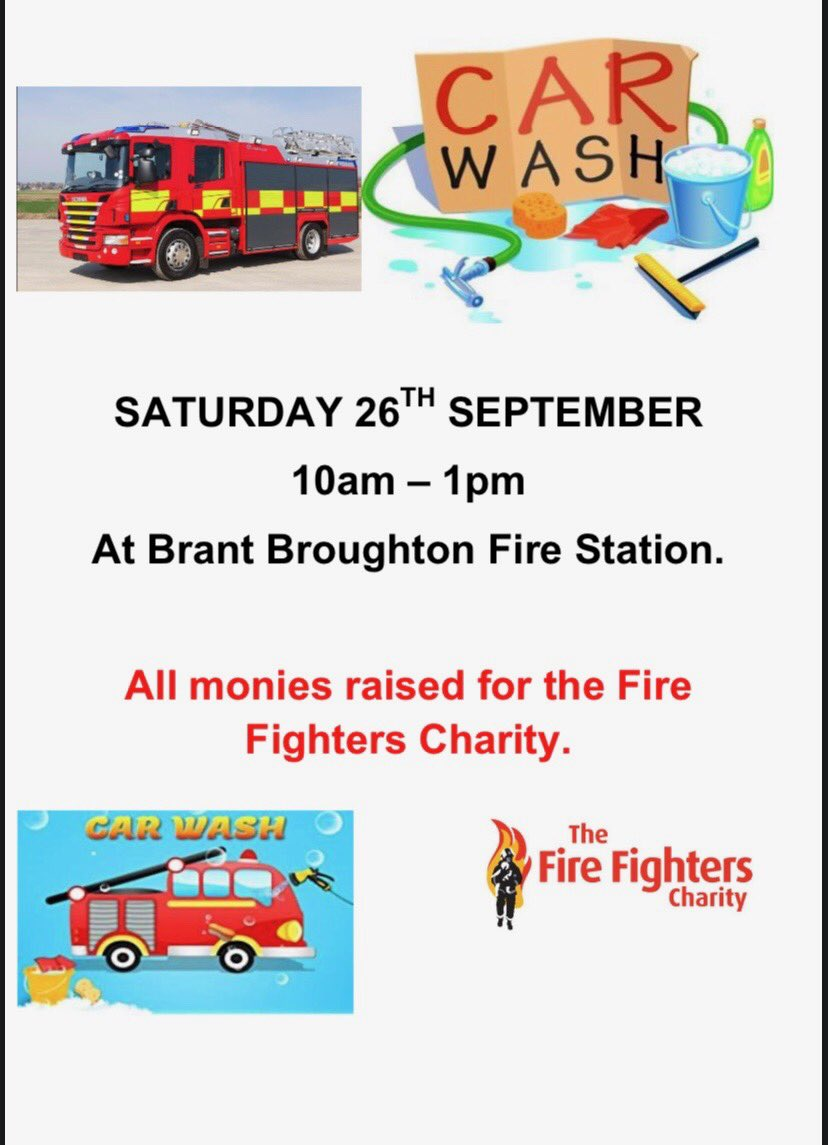 Hope you can join us on Saturday 🚒👩🚒👨🚒💦 https://t.co/0VRl0WPxom