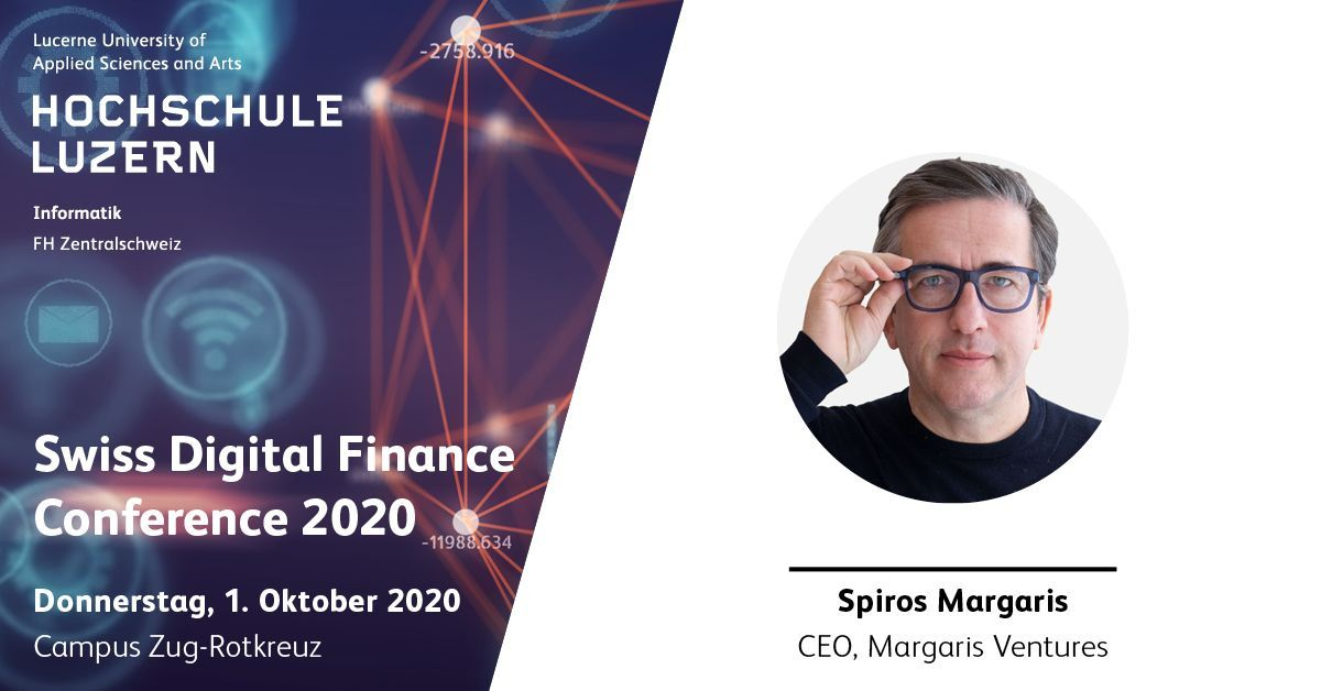 Swiss Digital Finance Conference #DFC20  KünstlicheIntelligenz wird klassische Banking ersetzen!  https://t.co/aIVIVFLbwT #fintech #AI #ArtificialIntelligence #MachineLearning #finserv @hslu @andi_staub @efipm @UrsBolt @F10_accelerator @NeiraOsci @DavidBundiRisk @GeorgesGrivas https://t.co/3UuqIzOBWn