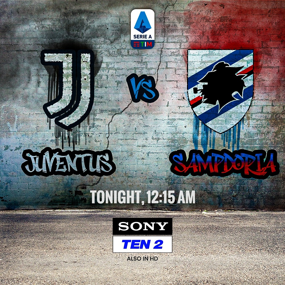"""""""Siri, remind us to watch a 🐐 play football"""" 📱😉  The champions @juventusfcen will start their hunt for a 10th consecutive Scudetto 🏆 at home against Sampdoria 🤩  Coverage starts: ⌛ 11:30 PM 📺 Sony TEN 2  #SonySports #SirfSonyParDikhega #SerieA #WeAreCalcio #Italy #Sports https://t.co/qwabLQdIkj"""