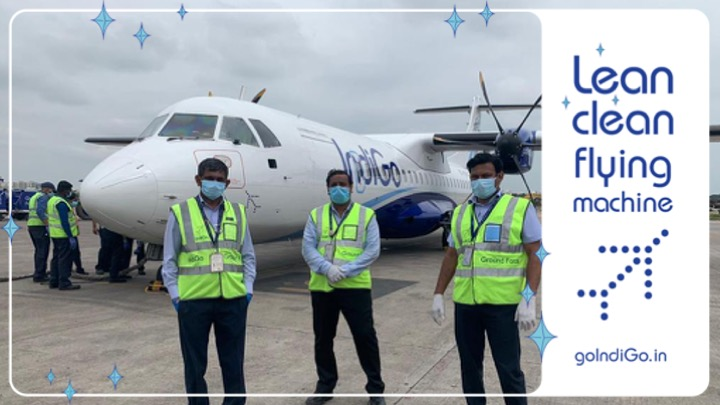 New day, another cargo milestone! Our Pune team handled their highest-ever ATR cargo charter tonnage recently. The flight seamlessly flew with 5.2 tonnes of cargo from Pune to Chennai with all safety measures, here's a glimpse! #LetsIndiGo #IndigoCarGo #CarGo #Aviation https://t.co/cyzjoJnlko