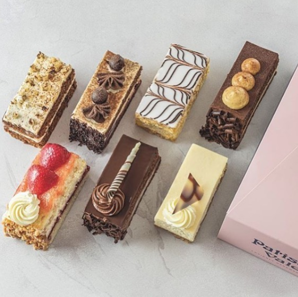 Hands up if you've tried our BIGGER & BETTER cake slices yet? ✋   You spoke & we listened! Our cake slices are now over 20% bigger AND we've brought back to of your favourites… Our gorgeous Madame Valerie & Carrot Cake slice. 😊 https://t.co/G6S7CvzYCE