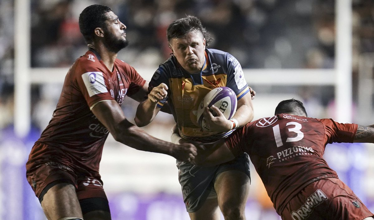 A Sergio Parisse try proved the difference last night as Scarlets were knocked out of Europe by Toulon  👉 https://t.co/9CYswaVirr https://t.co/9b7zLVkMHJ