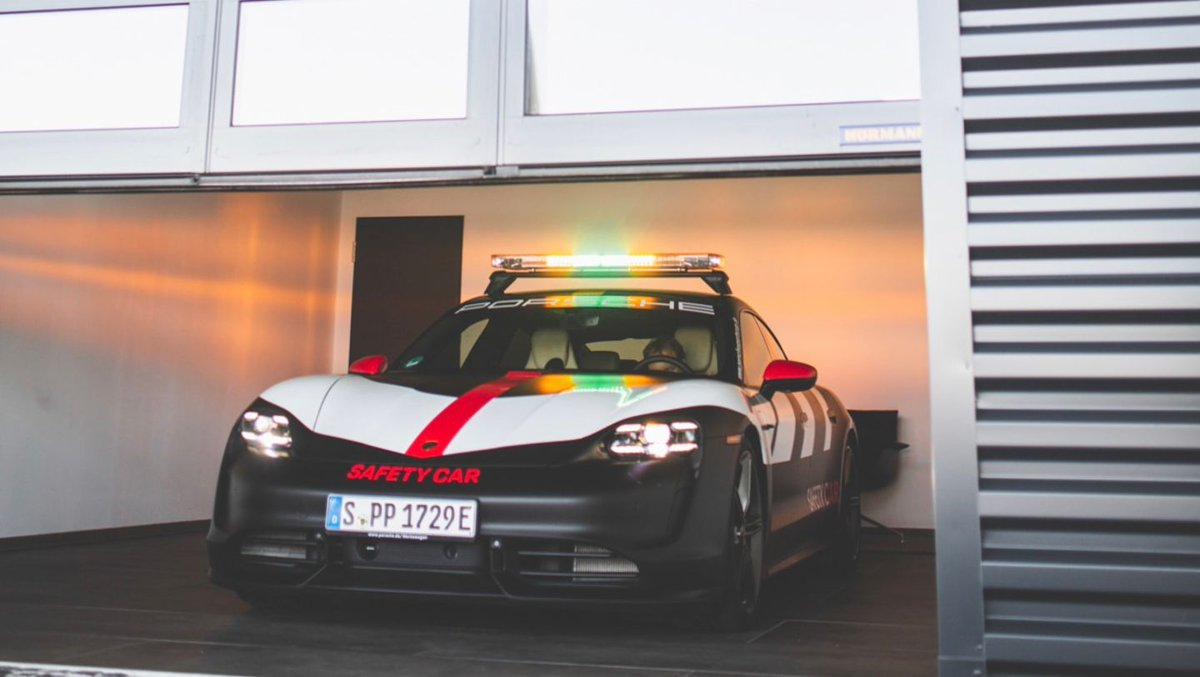 #PorscheTaycan becomes #safety car for #CarreraCupDE   https://t.co/fGspXEkaex https://t.co/kMQG6JAKKJ