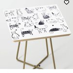 Image for the Tweet beginning: Side tables 20% off on