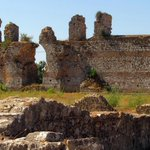 Image for the Tweet beginning: The ruins of the #Roman-#Greek