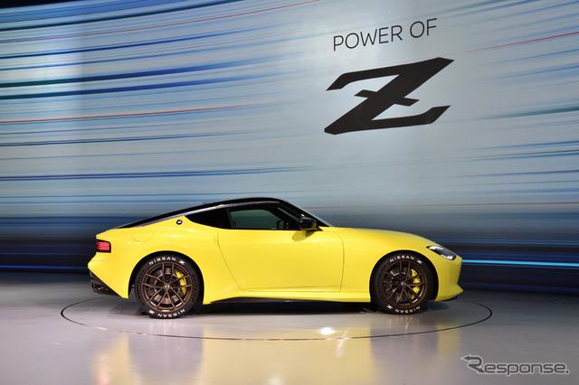 test ツイッターメディア - 【日産 フェアレディZ 次期型】S30とZ32をモチーフとしながら現代の技術で新しさ…デザイン担当役員 https://t.co/sdqvlda3X4  #新型車 #日産 #フェアレディZ https://t.co/WL8i3km9JY