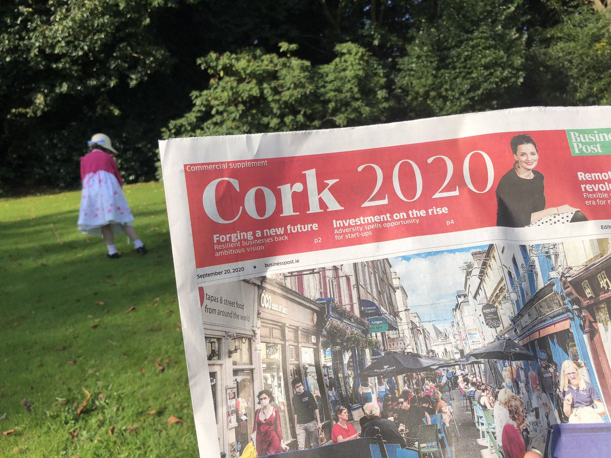 Today's @businessposthq special supplement on Cork, business resilience and visions for the future. #corktogether #wearecork https://t.co/DIUywHIO6f