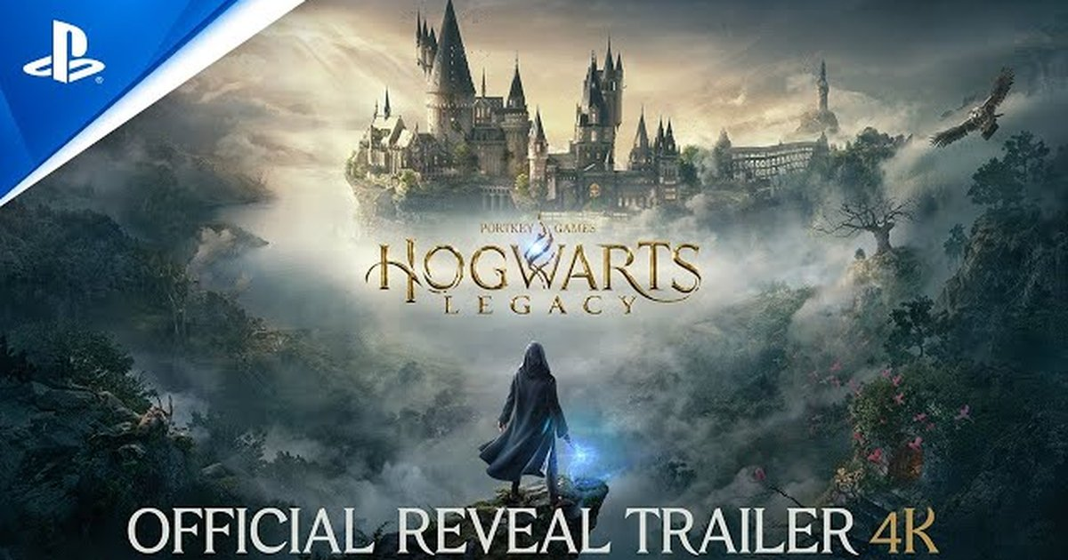 The long-awaited Harry Potter PS5 game has a trailer and a name: 'Hogwarts Legacy' https://t.co/bgH5Yn3Sjd https://t.co/ge9t9TEjvz