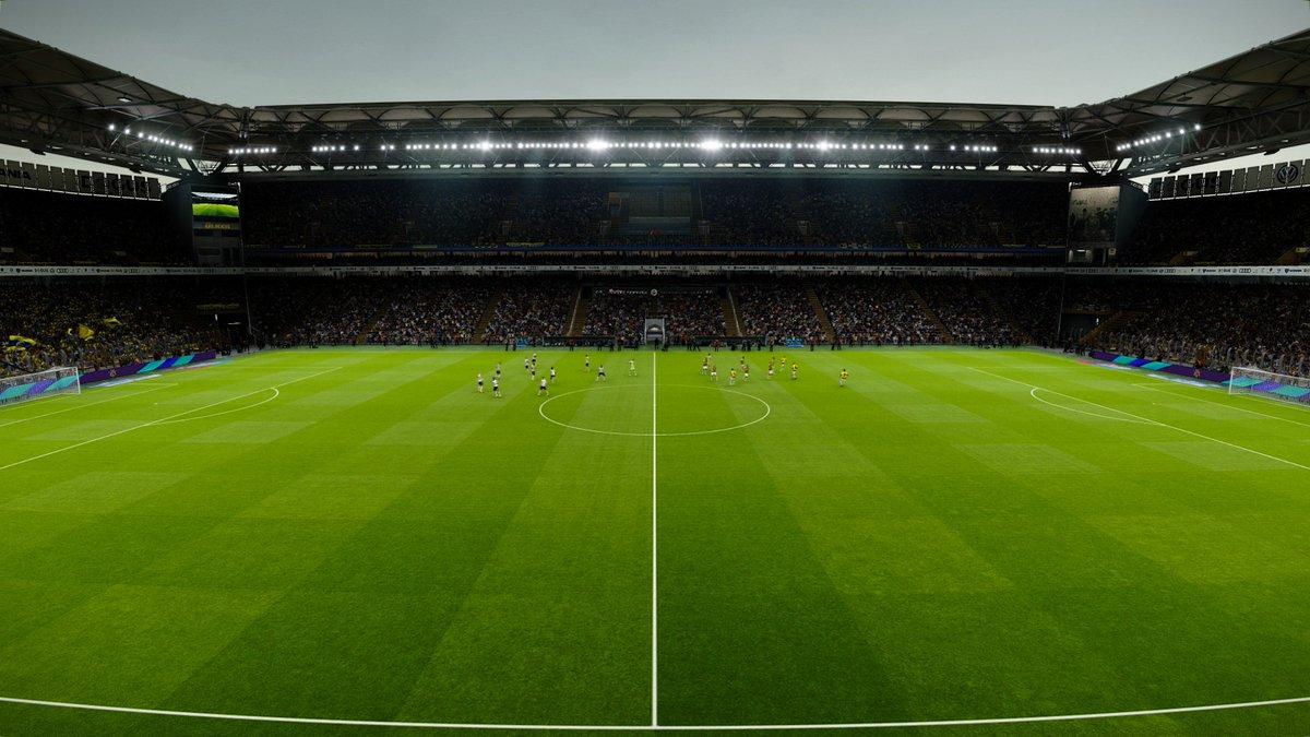#PES 2021 Fenerbahçe Stadium by Creature Man #PES2021Stadiums @ https://t.co/5f7ZS0sUy1 https://t.co/aPxTyVItNk
