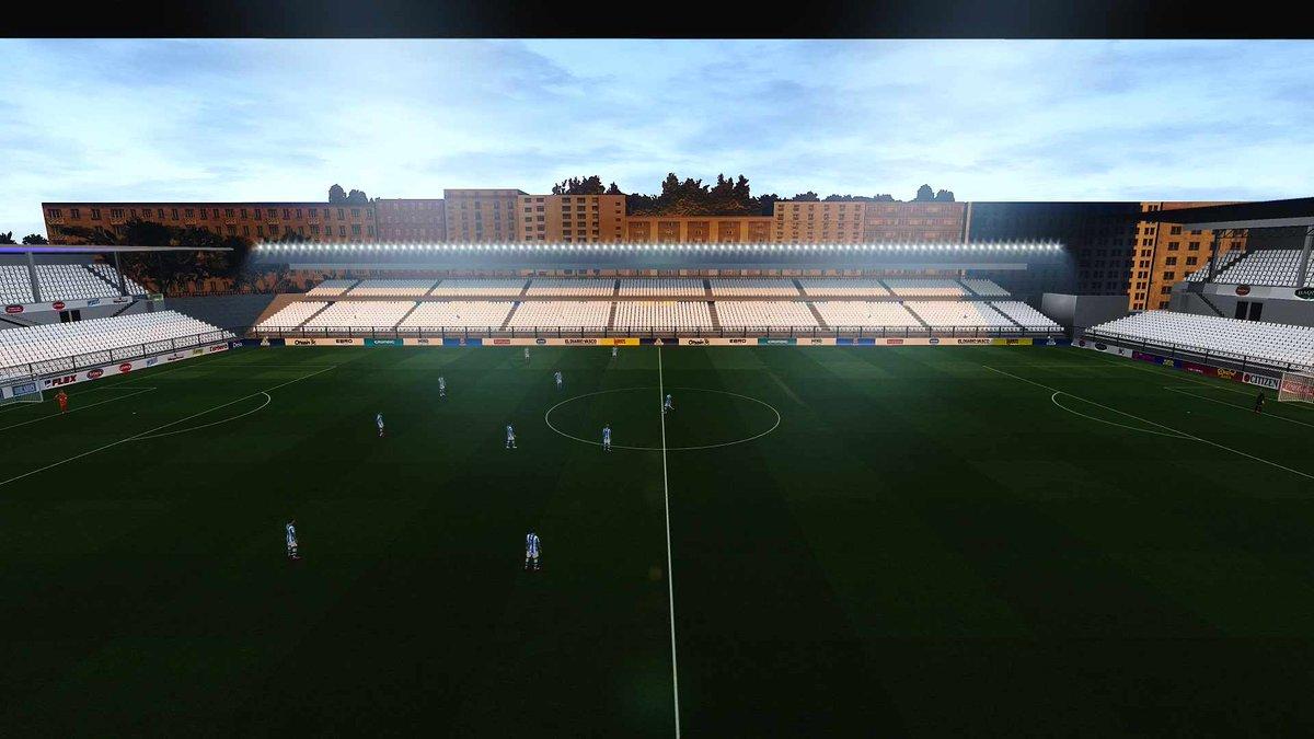 #PES 2021 Estadio de Atotxa by ryudek #PES2021Stadiums @ https://t.co/T3t9QGBZ3V https://t.co/OZQiHeSzOS