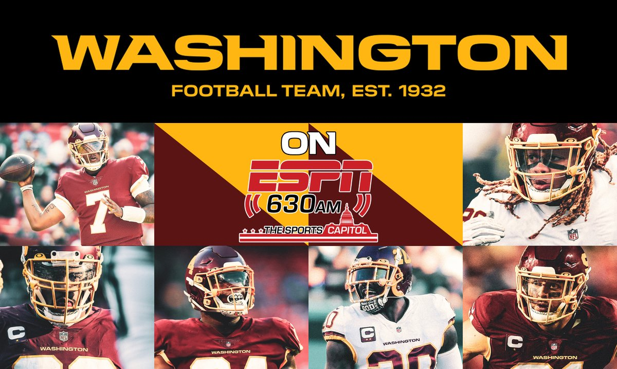 @WashingtonNFL looks to continue their momentum after a dominant Week 1 victory! Listen to @espn630dc for wall-to-wall coverage of today's game as Washington takes on the @AZCardinals. Pre-game coverage starts at 2p with @RealBramW, @juliedonaldson_& @DeAngeloHall23 on the call! https://t.co/EaT6NsvgVb
