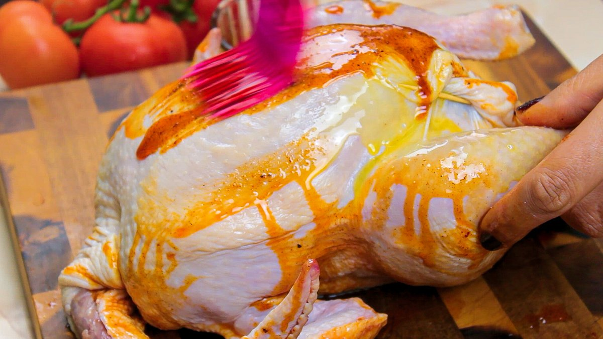 The #Tastiest #Grilled #chicken with Dried Fruit https://t.co/vlNzE4yvqr https://t.co/34blfxQ1HV