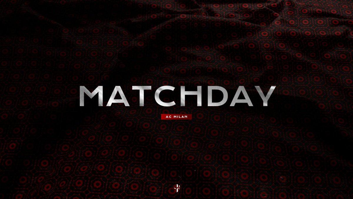 Matchday #MilanGlimt 🇪🇺  Pas le temps de réfléchir, nos Milanais repartent en mission pour un nouveau match de qualification en @EuropaLeague.  Après la victoire deux zéro lors de #RoversMilan, nos rossoneri reçoivent désormais le BodoGlimt à 20h30.  #SempreMilan #ForzaMilan 🔴⚫️ https://t.co/WNZCt15SCh