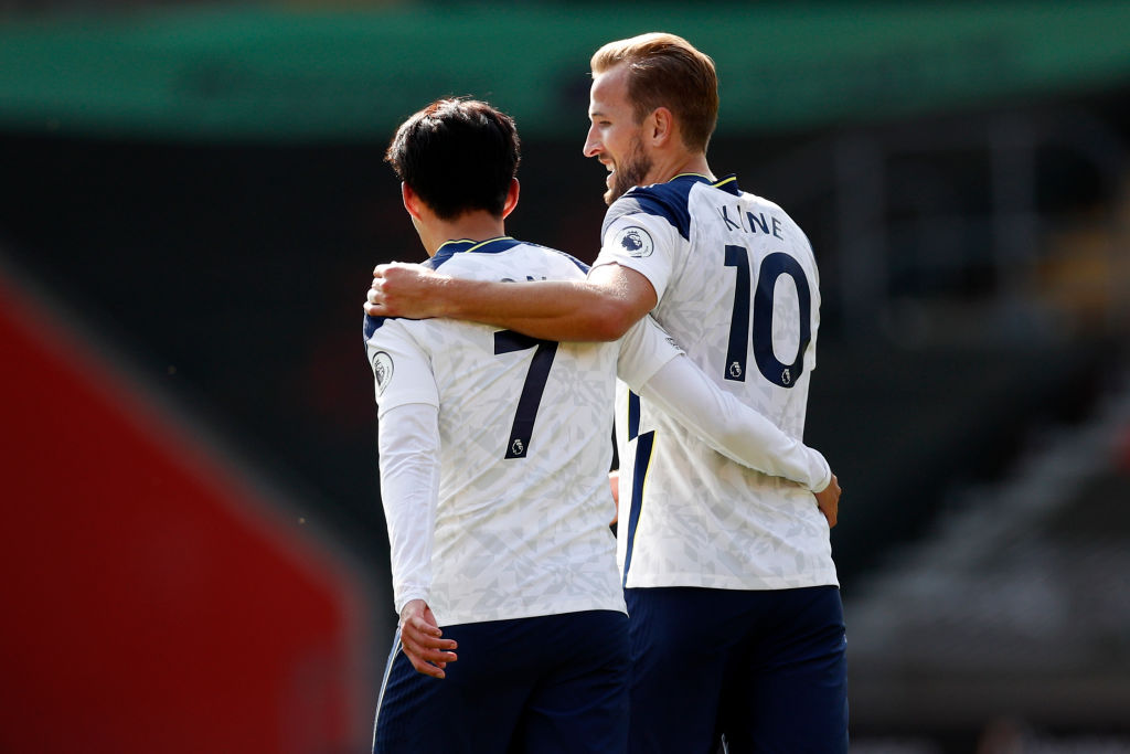It was the Sonny and Kane show today as Spurs tore Southampton apart.  An absolute goal bonanza.  Match report: https://t.co/Ps32GoG3Cq  #bbcfootball https://t.co/bPI2vODSLD