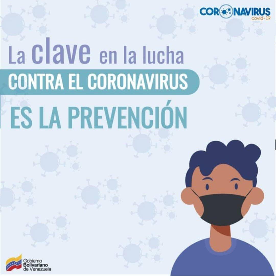 ☣️ #Covid_19 || Por la salud de nuestro pueblo: Quédate en casa. Solo una estricta emergencia justifica salir de tu hogar. No olvides usar tu tapaboca. ¡Prevenir el Coronavirus, es tarea de todos! #PrensaFANB #FANB #Venezuela #20Sep https://t.co/GZuw0NdjrG